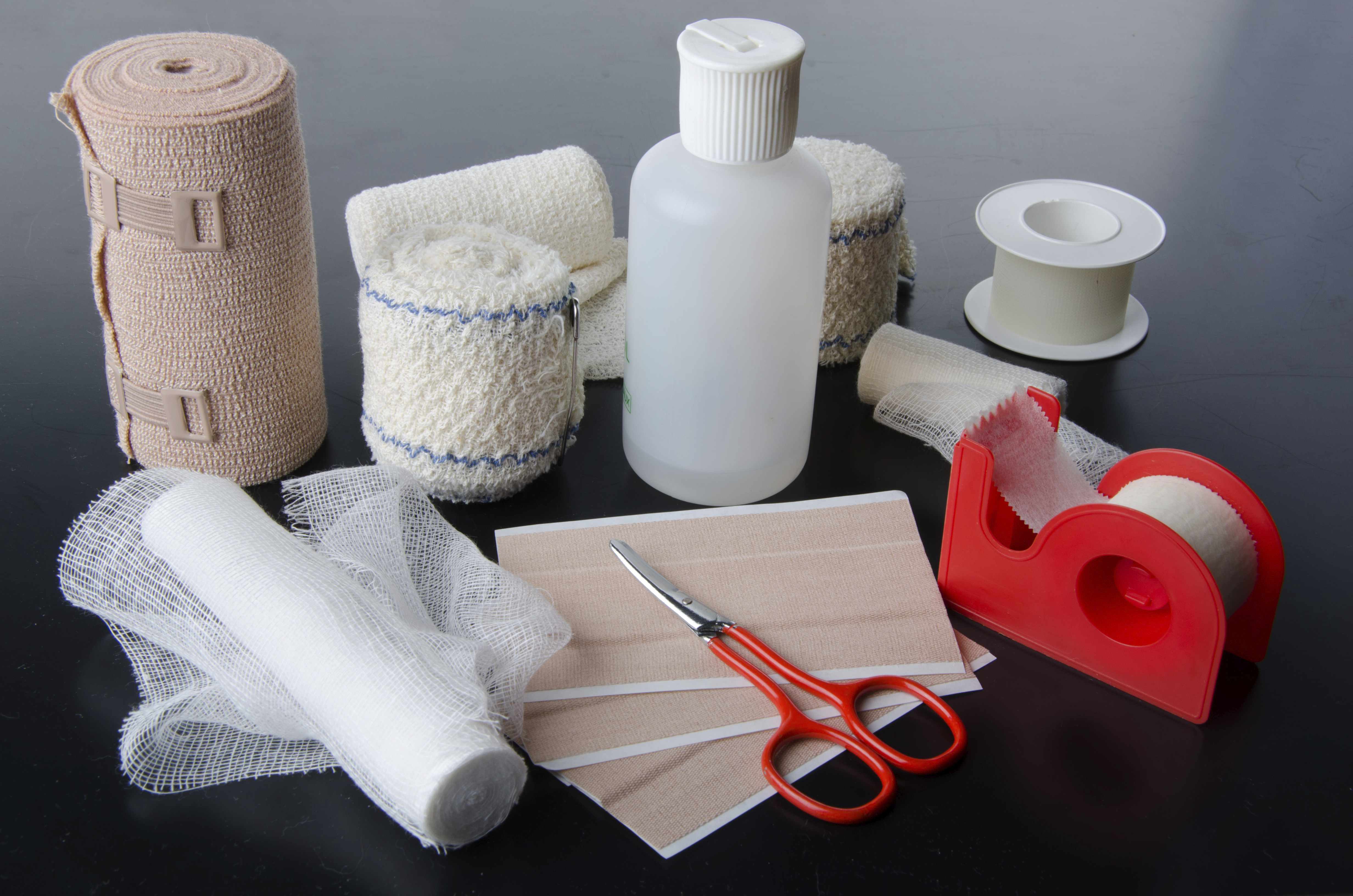 Wound Care Cliparts.