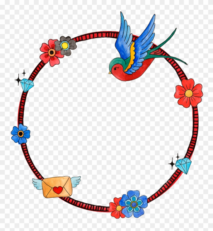 Vines Clipart Wreath.