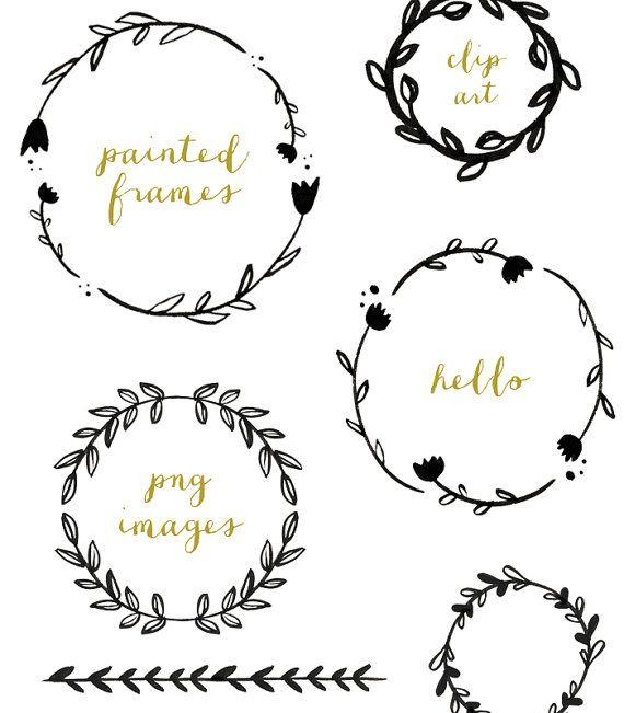 Free Vine Wreath Cliparts, Download Free Clip Art, Free Clip.