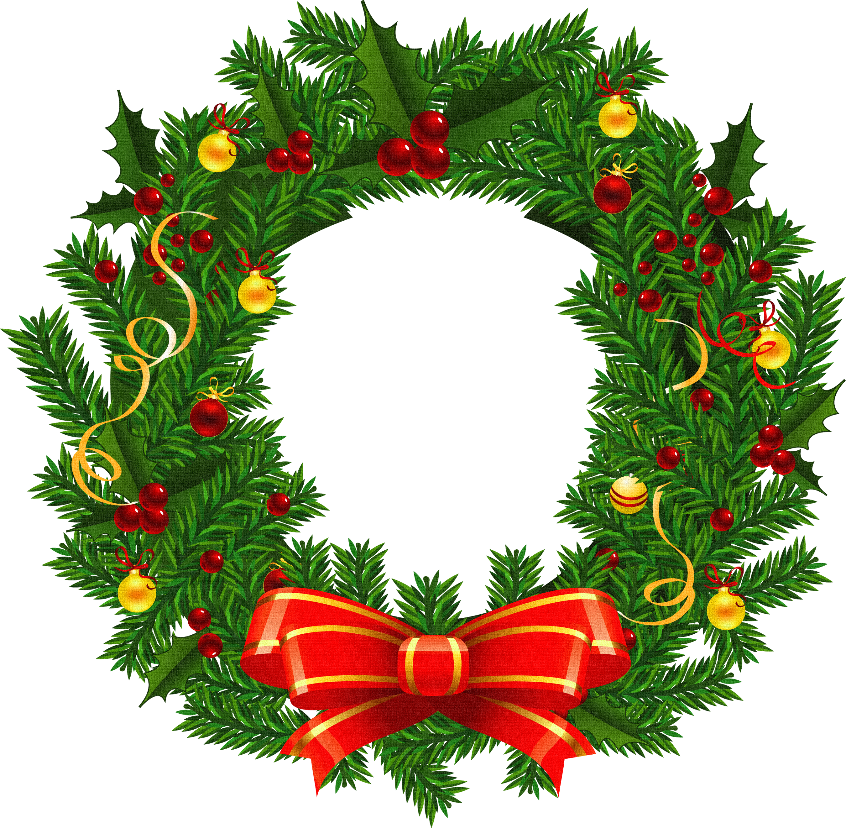 Free Wreath Cliparts, Download Free Clip Art, Free Clip Art.