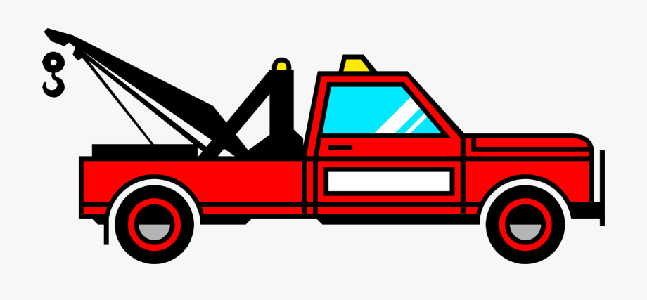 Wrecker Vehicle Image Illustration Of Recovery Moves.