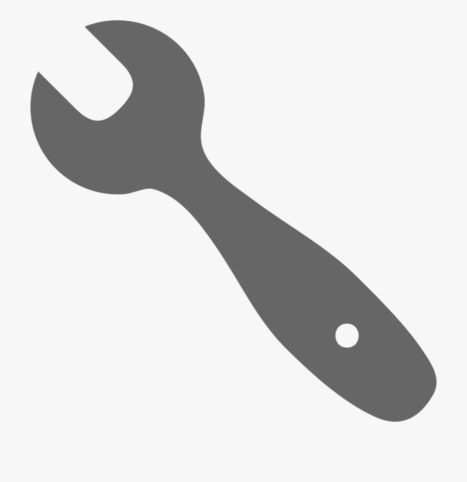 Spanners Adjustable Spanner Socket Wrench Clip Art.