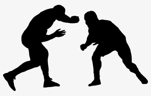 Free Wrestling Clip Art with No Background.