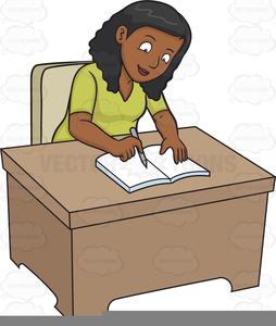 Female Writers Clipart.
