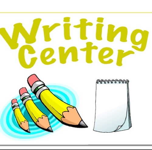 Writing center clipart 4 » Clipart Station.