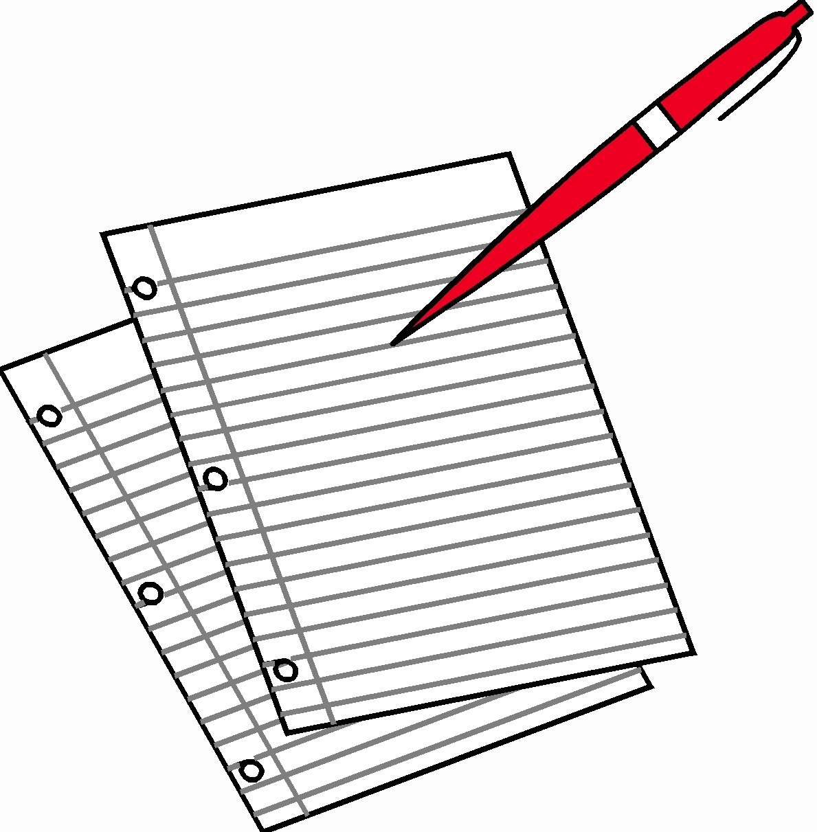 Free Writing Paper Cliparts, Download Free Clip Art, Free.