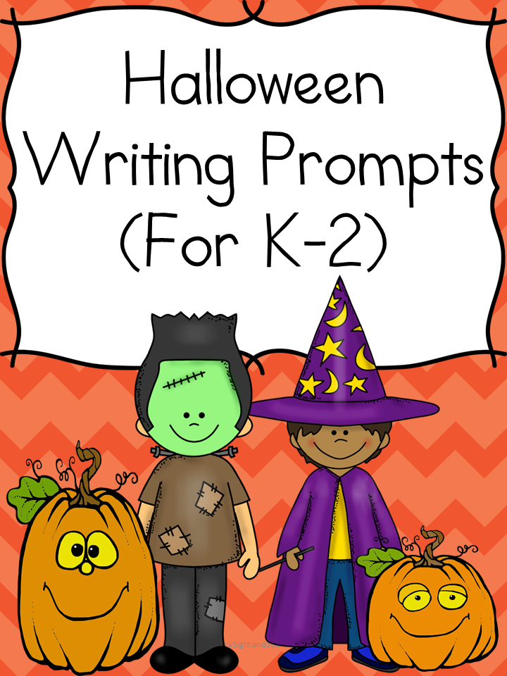 Halloween Writing Prompts.