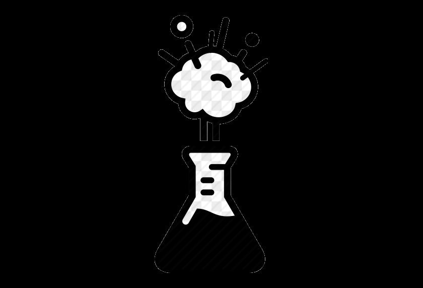 Beaker X Exploding Clipart Laboratory Clip Art Potion Png.