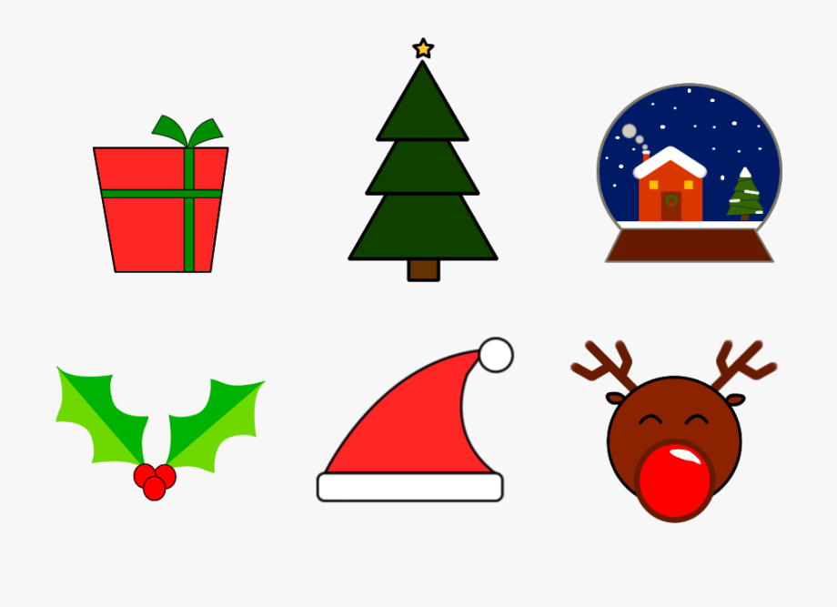 Free Christmas Icons Png.