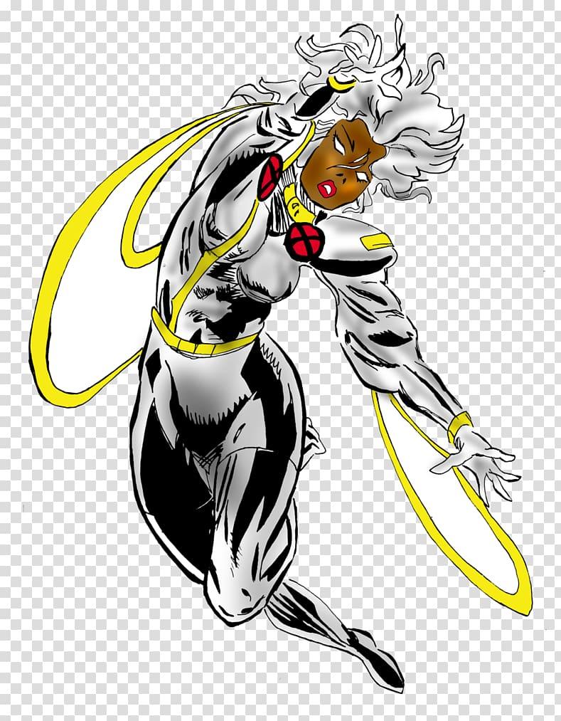 Storm Professor X X.