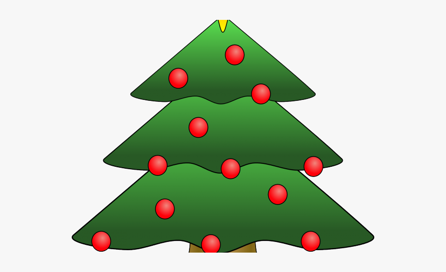 Garland Clipart Evergreen.