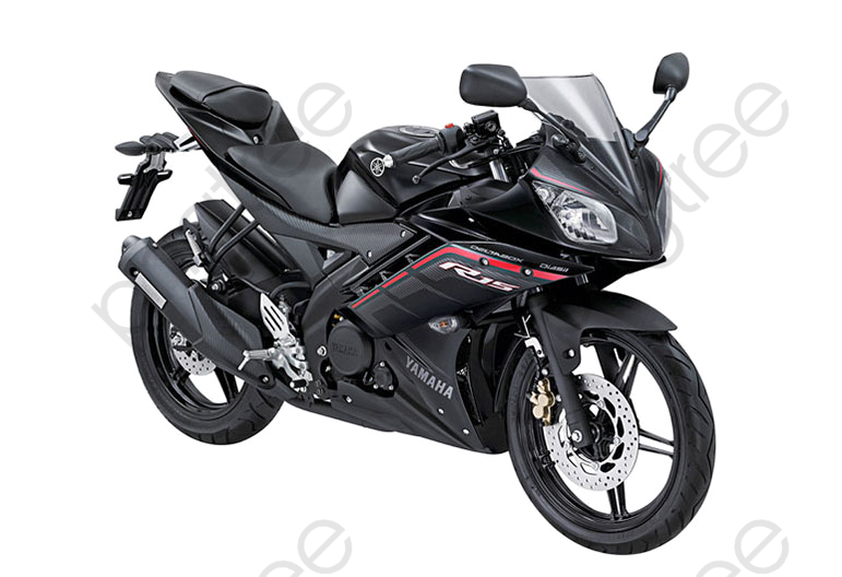 Yamaha Motorcycle, Motorcycle Clipart, Locomotive PNG Transparent.