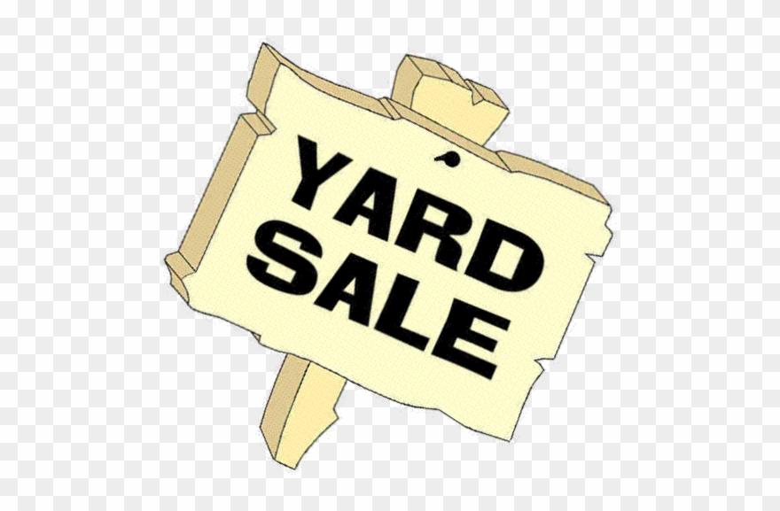 Gccoa Yard Sale.