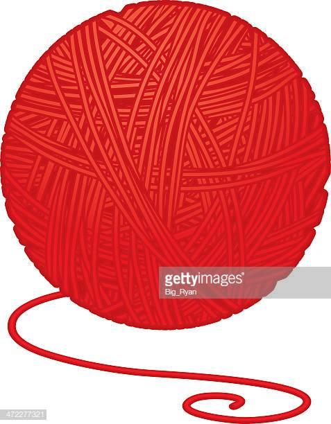 33 Yarn String Stock Illustrations, Clip art, Cartoons & Icons.