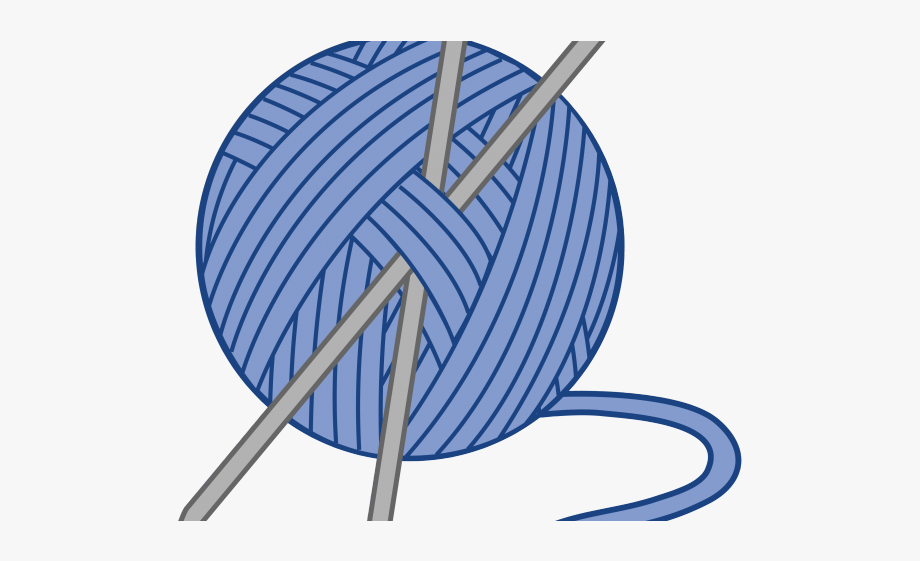 Knitting Needles Cliparts.