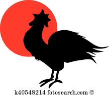 Year rooster Clipart Illustrations. 6,164 year rooster clip art.