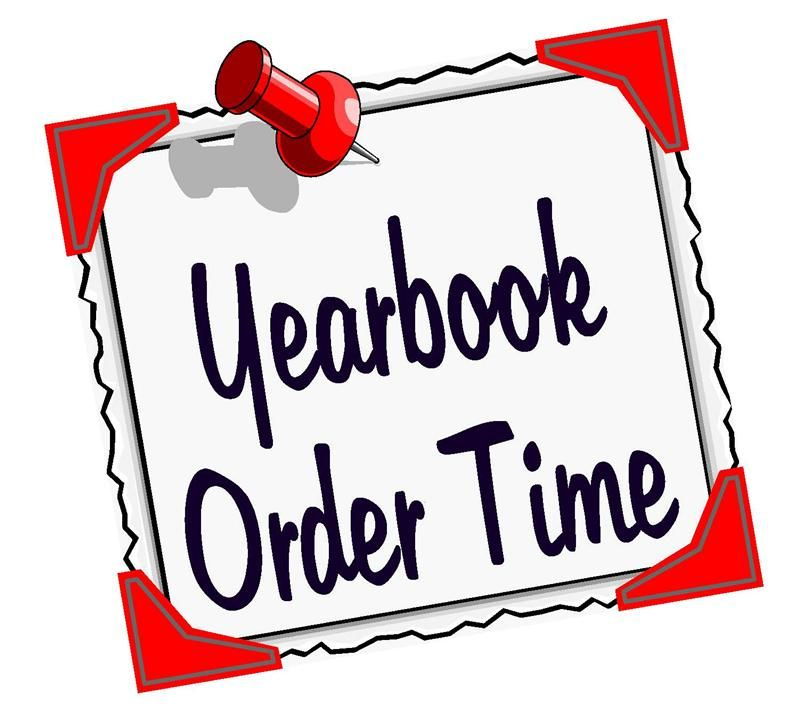 Order Yearbook Clipart.