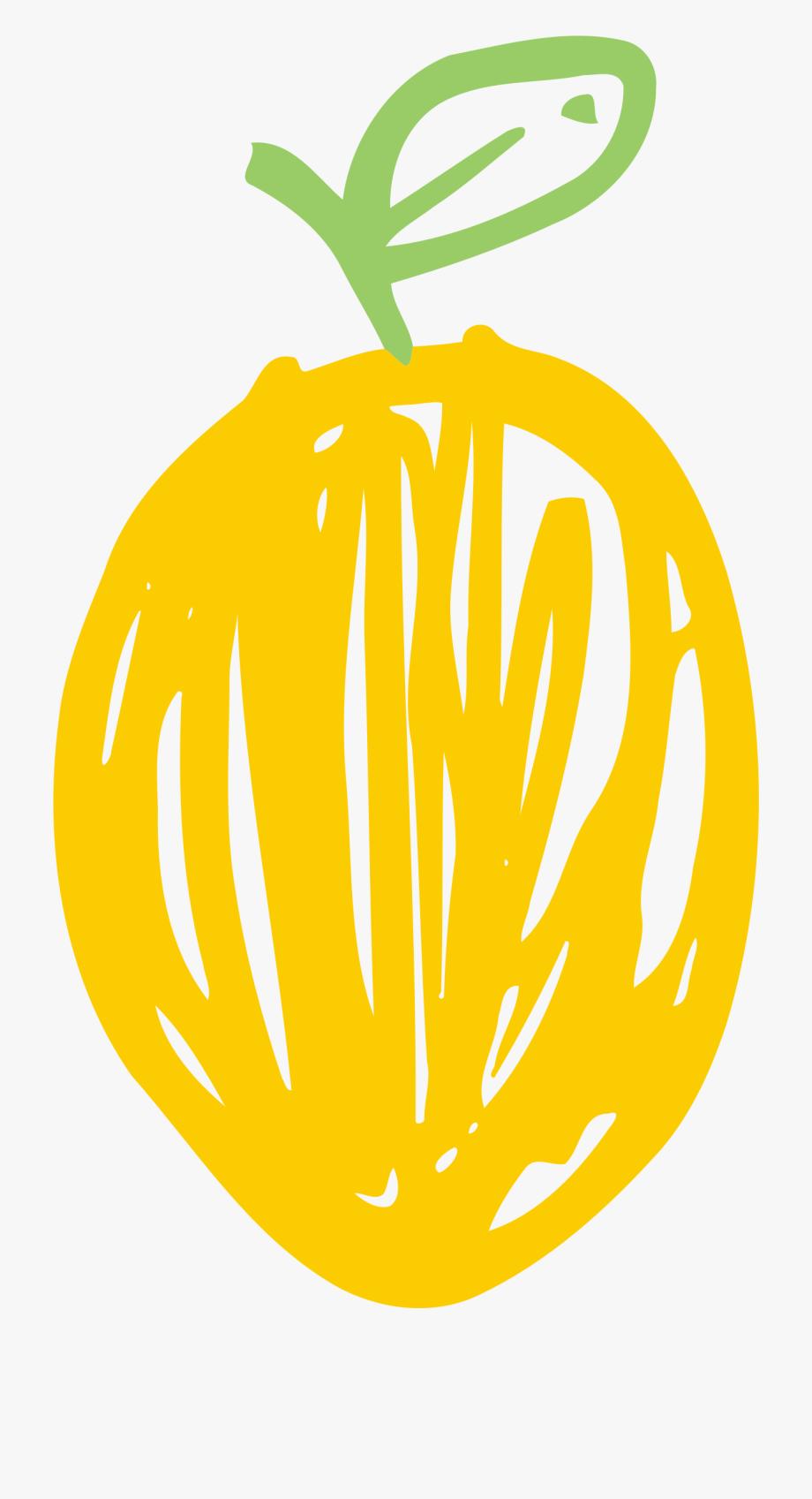 Lemons Clipart Yellow Vegetable.