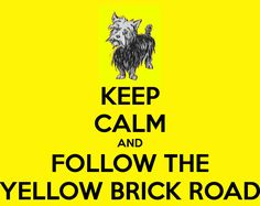 Yellow Brick Road Clipart, Yellow Brick Road Free Clipart.