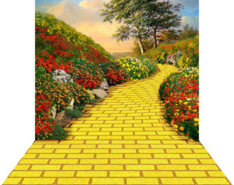 Yellow Brick Road Clip Art clipart yellow brick r...