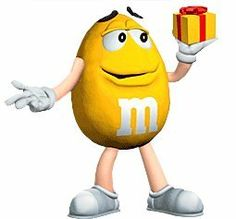 M&M Characters.