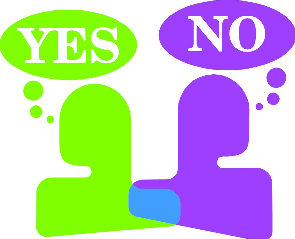 Yes Or No Question Clipart & Free Clip Art Images #28576.