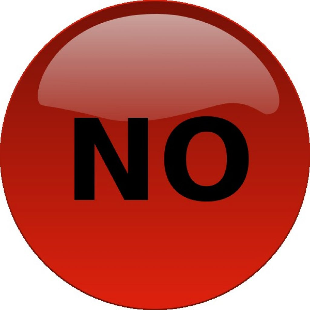 No Clipart 19 Yes Png Library HUGE FREEBIE Download For PowerPoint.
