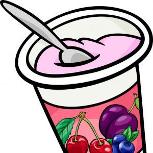 Clipart yogurt 5 » Clipart Station.