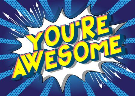 617 You Are Awesome Cliparts, Stock Vector And Royalty Free You Are.
