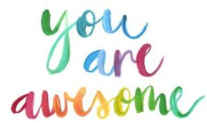You are awesome clipart 9 » Clipart Station.