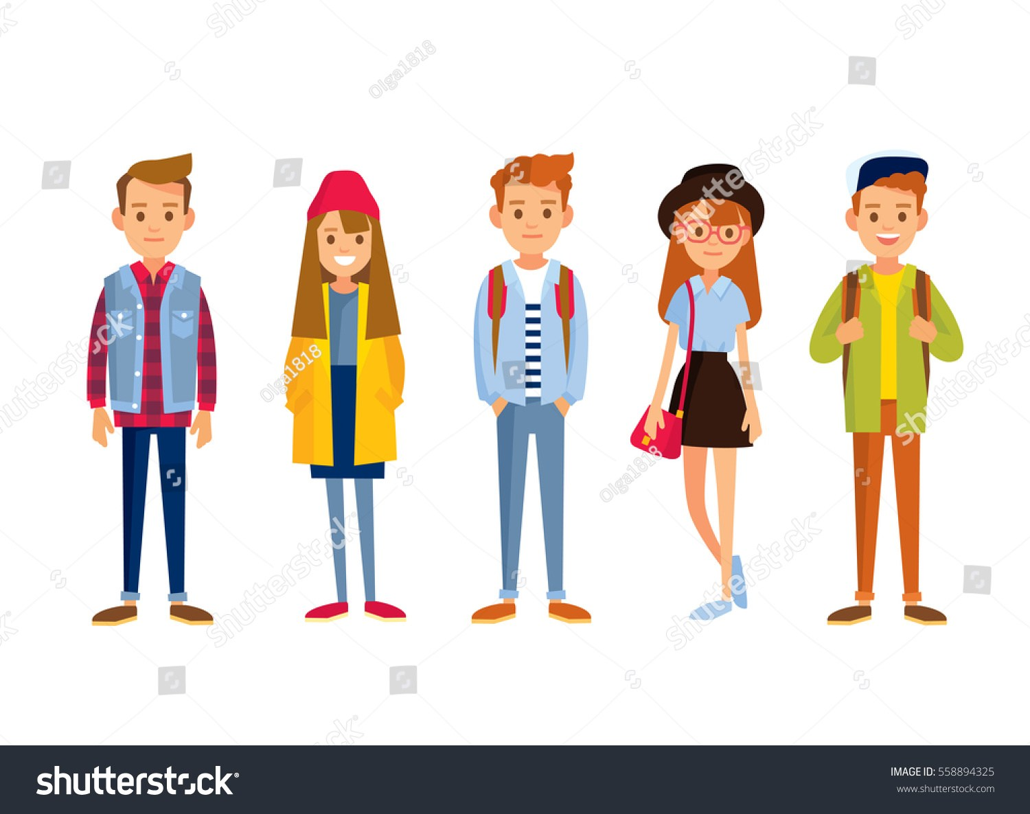 Young people clipart 6 » Clipart Portal.