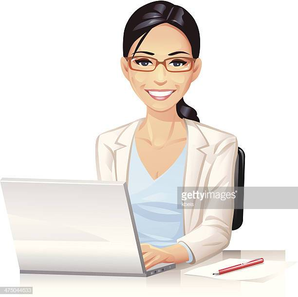 60 Top One Young Woman Only Stock Illustrations, Clip art, Cartoons.