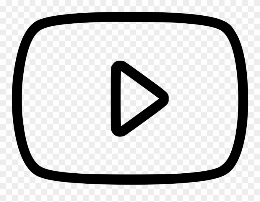 Play Youtube Svg Png Icon Free Download.