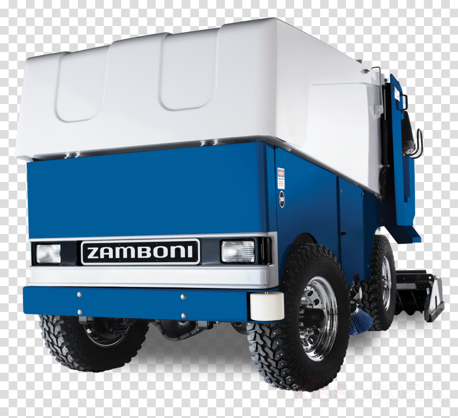Download frank zamboni clipart Ice resurfacer Tire Zamboni.