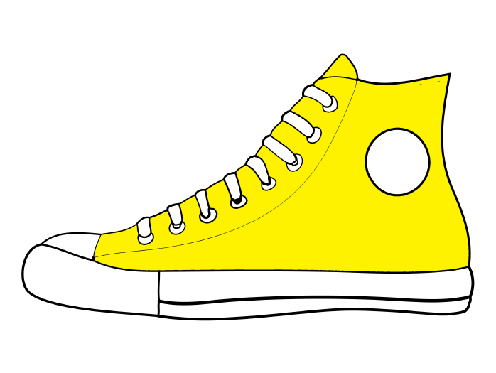 Free Yellow Shoes Cliparts, Download Free Clip Art, Free.