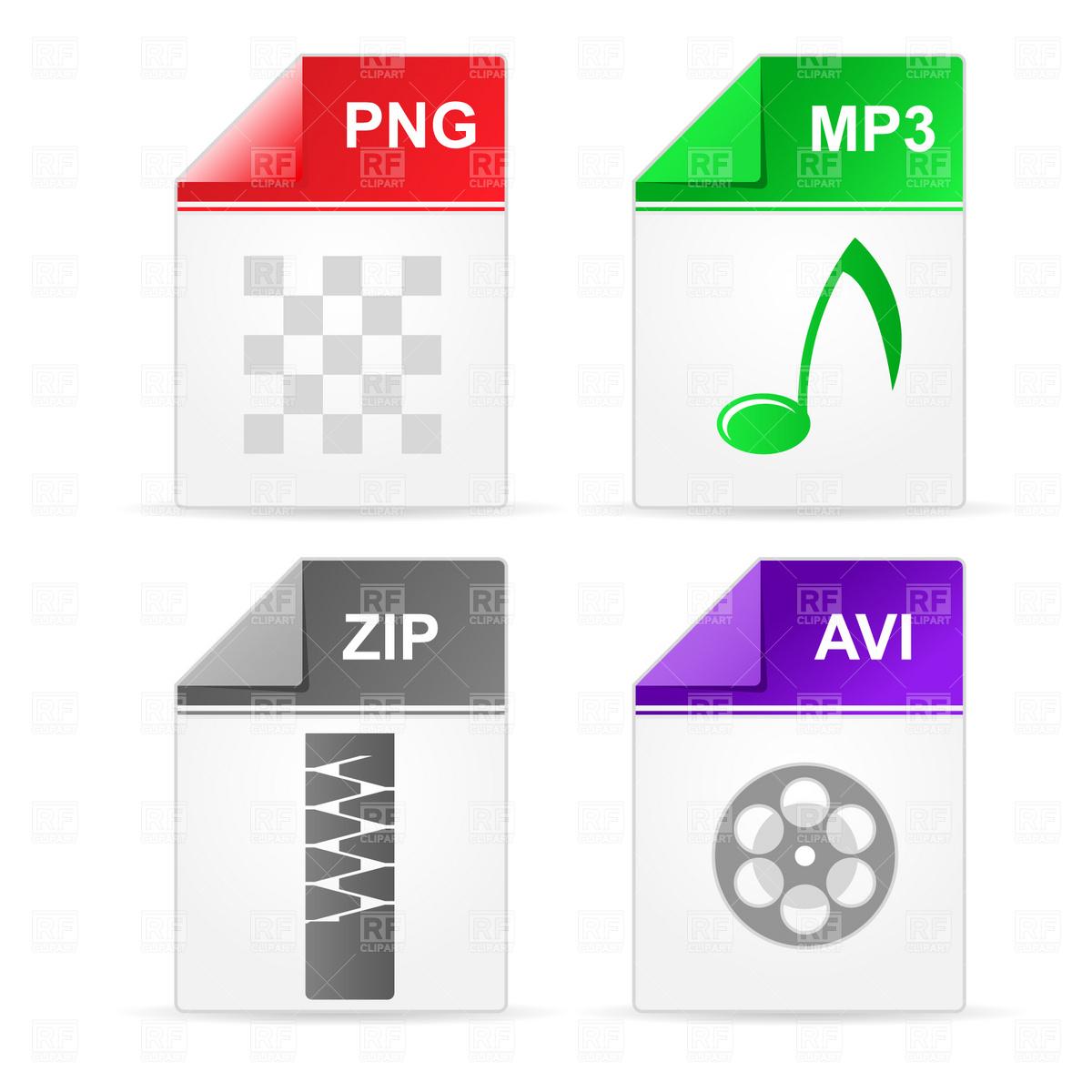Filetype Icons.