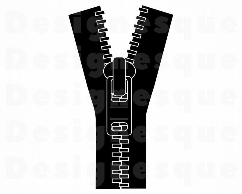 Zipper #4 SVG, Zipper SVG, Zipper Clipart, Zipper Files for Cricut, Zipper  Cut Files For Silhouette, Zipper Dxf, Zipper Png, Zipper Eps, Svg.