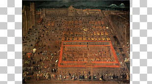 Great Pyramid of Tenochtitlán Zócalo National Palace Mexico.