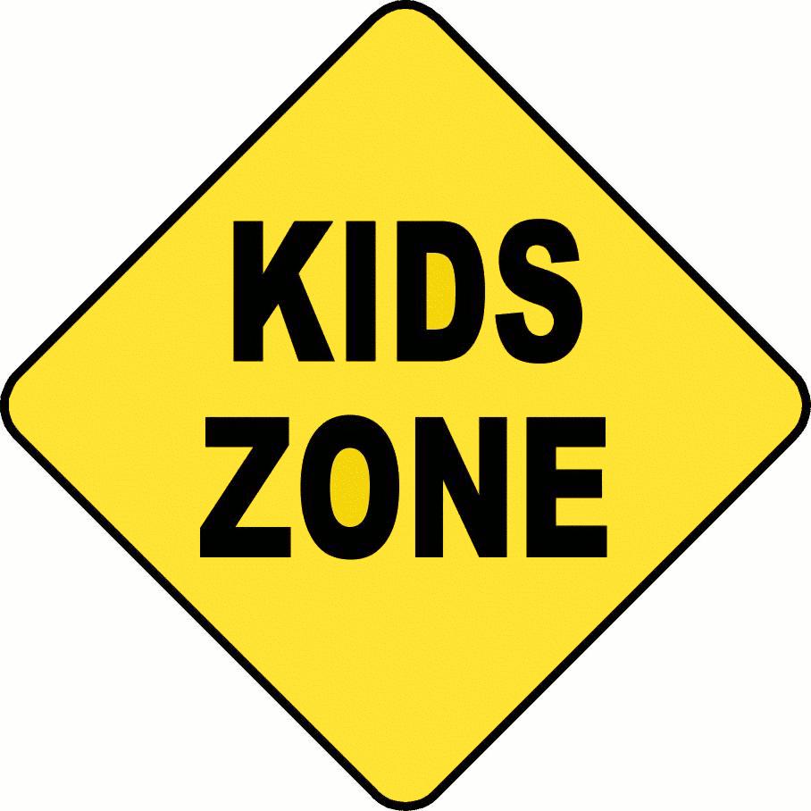 Kids Zone Clipart.