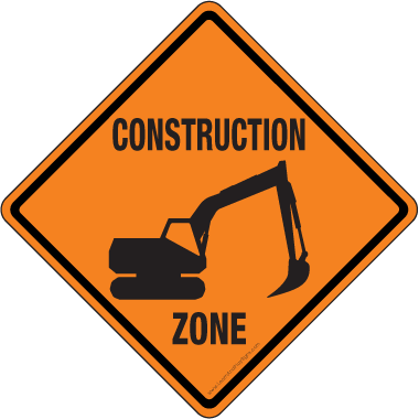 Printable Construction Signs Pictures.
