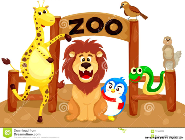 Zoo clipart free » Clipart Station.