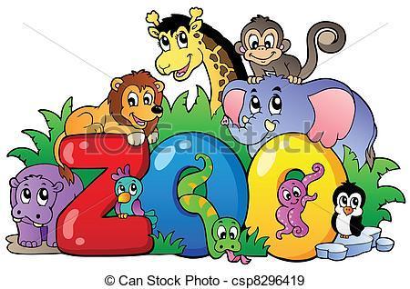 Free clipart zoo » Clipart Portal.