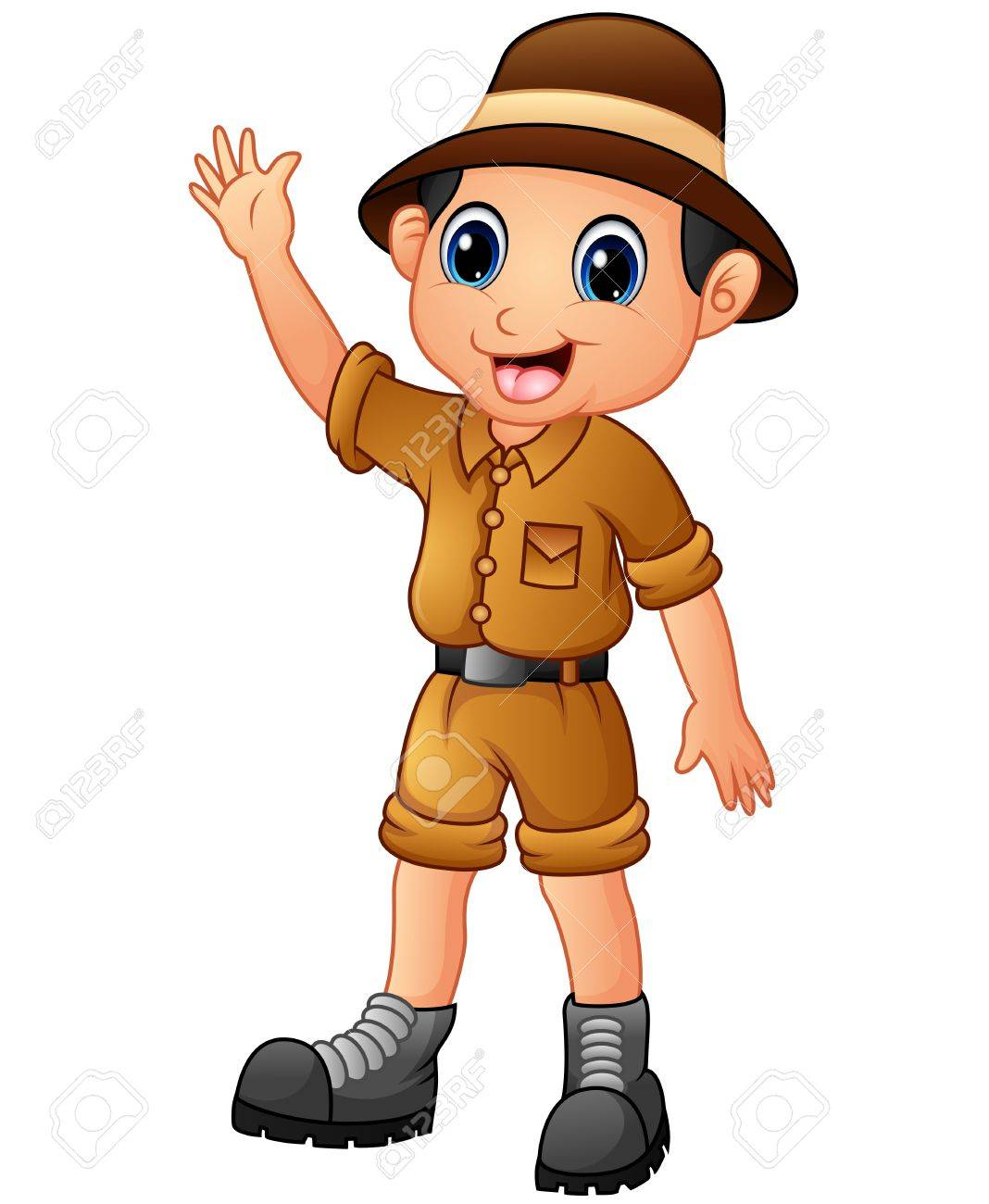 Zoo Clipart zookeeper 10.