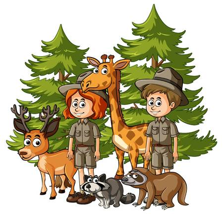 Zookeeper Clipart (101+ images in Collection) Page 3.