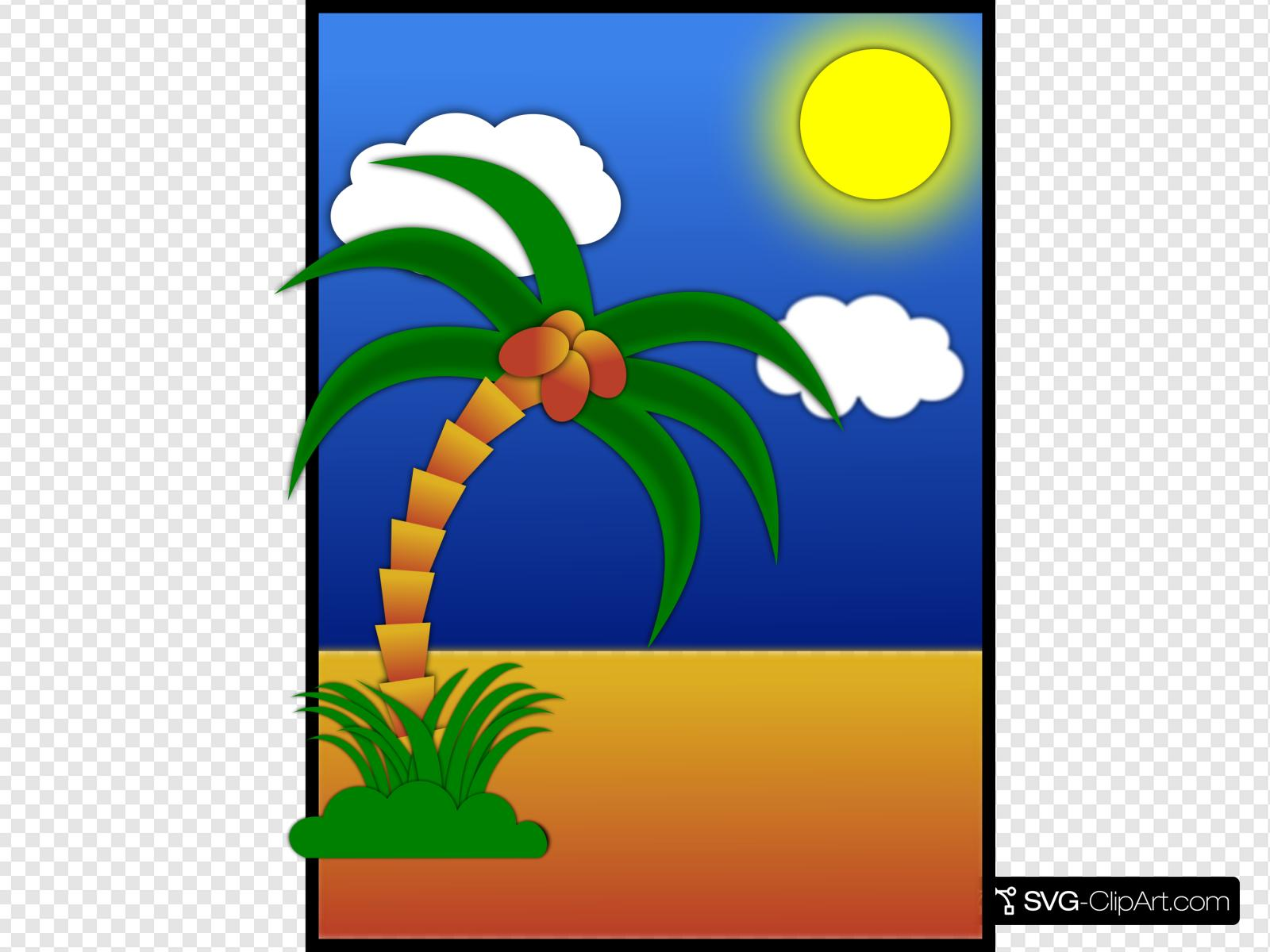 Postcard Clip art, Icon and SVG.