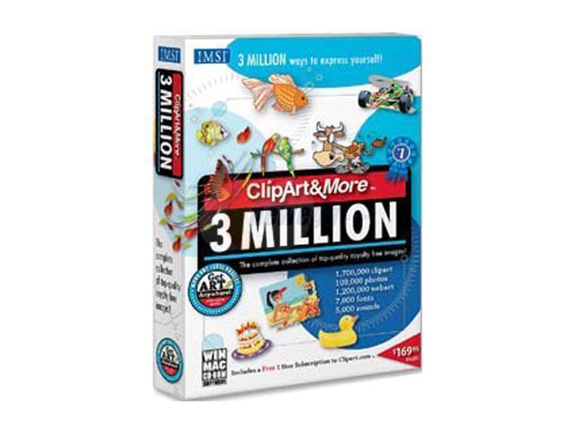 IMSI Clipart & More 3 Million.