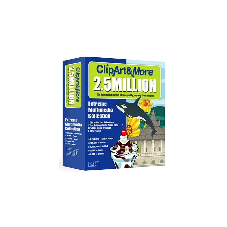 Clipart & More 2.5 Million (Mac) on PopScreen.