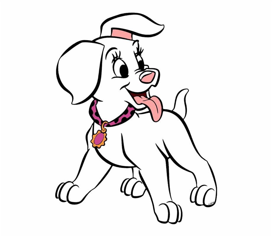 101 Dalmatians Puppies Clip Art Disney Clip Art Galore.