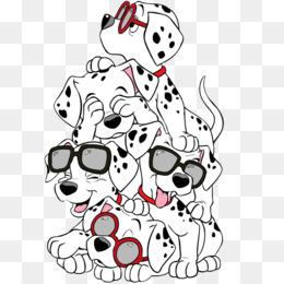 101 Dalmatians Cliparts 14.