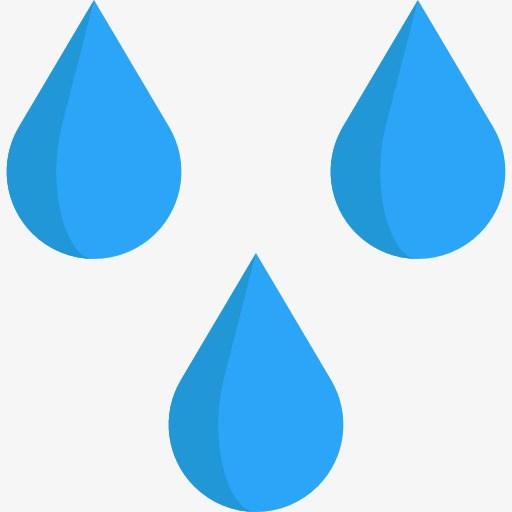 Gota de agua clipart 1 » Clipart Portal.